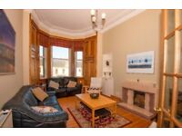 Edinburgh Festival Flat: Stunning 4 Bedroom City Centre. Sleeps 8/9 (twin room option), 2 full bath