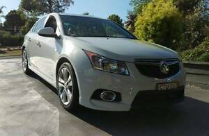 2014 Holden Cruze SRi Z Sedan (MY14) Wollongong Wollongong Area Preview