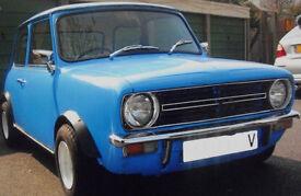 Classic Mini Clubman £4000