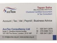 £70 -Tax Return - ACCOUNTANT & TAX ADVISOR- 25% discount