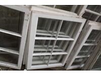 Used Windows ideal for shed , playhouse or shepherds Hut