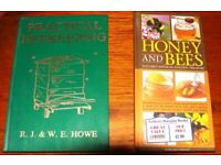 Bee Keeping Equipment..... Books and Smoker...Priced Individually