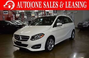 2015 Mercedes-Benz B-Class ALL WHEEL DRIVE | NAVI | PANO