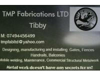 Site welding and fabrication