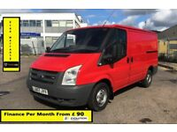 Ford Transit 2.2 260 SWB , 66K Miles, 1 Owner From New, Full S History 8 Stamps , 1YR MOT, Warranty