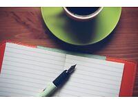 SATURDAY CREATIVE WRITING COURSE