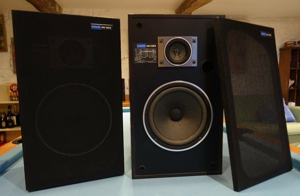 Pioneer Cs 363 Speakers In Wedmore Somerset Gumtree