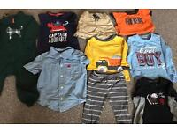 Boy clothes size 12 months