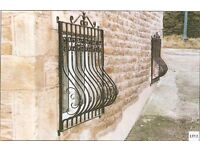 wrought iron specialists and steel fabrication work, best prices around, cover northwest and further