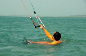 Kitesurfing buddy to go out kitesurfing with...