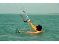Kitesurfing buddy to go out kitesurfing with...