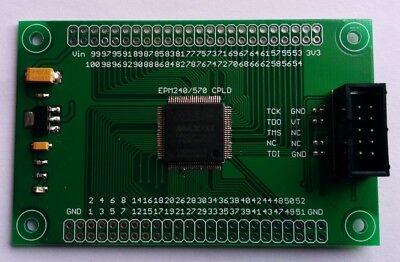 Altera Epm570t100 Cpld Proto Board