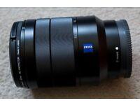 Sony Zeiss Vario-Tessar T* 24-70mm F/4 OSS FE ZA Lens
