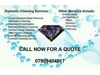 One of clean / End of tenancy clean / Commercial clean ETC
