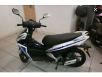 honda 49cc motorbike for sale