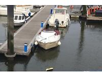Quicksilver 460; virtually new 50hp engine with trailer and other extras