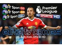 FULL SKY TV PACKAGE (one-off payment, fraction of the cost)