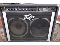 Peavey classic 1981 VTX 212 model rare to find these days