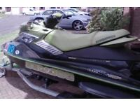 Seadoo RXP 4-TEC Supercharged 215 jet ski non runner nearly complete