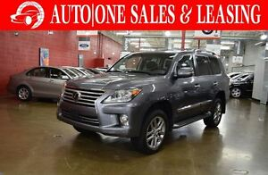 2013 Lexus LX 570 ULTRA PREMIUM PACKAGE