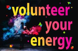 Get involved in social enterprise as a volunteer