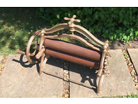 Vintage Roller Garden Feature For Sale