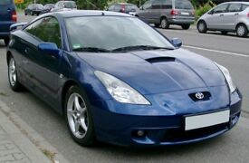 2002 TOYOTA CELICA 1.8 VVTi 140 BHP BREAKING FOR PARTS