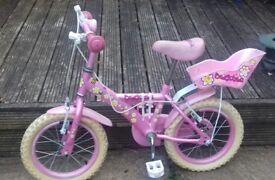 Girls Daisychain bike