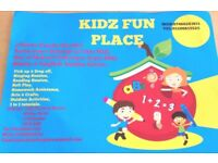 Childcare service and Tutoring