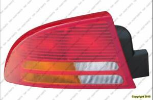 Tail Lamp Driver Side High Quality Chrysler Intrepid 1998-2004