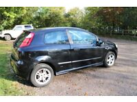 Fiat Grande Punto Sport 1.4 Black Offers Welcome