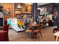 Bookings, Marketing & Events Co-ordinator NEEDED for busy Shoreditch bar!