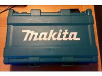 Genuine Makita Tool Box Only - With Dimensions