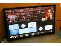 "SAMSUNG 43"" HD PLASMA TV (Free Delivery)"