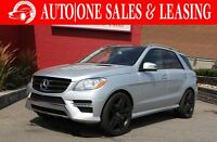 2014 Mercedes-Benz M-Class ML350 BlueTEC 4MATIC | 22 INCH AMG WH