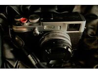 fuji x100 digital camera for sale