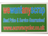 Scrap Vehicles - Runner/Non Runners Wanted!! Best prices!! 💷💰💲
