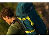 Kathmandu 70 L Backpack