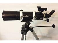 """Skywatcher Startravel 102 (4"""") Telescope on an AZ3 Mount"""