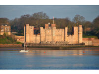 River Mooring at Upnor Castle - Fantastic setting