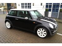 AUTOMATIC MINI COOPER FULL LEATHER TRIM WITH HEATED SEATS AIR CONDITIONING SERVICE HISTORY AUTO MINI