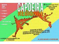 Capoeira workshops - Twickenham! Every Thursday @ 7pm!!!!!
