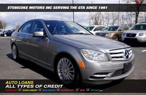 2011 Mercedes-Benz C-Class C300 4MATIC / LEATHER / SUN-ROOF