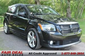 2008 Dodge Caliber SRT4: Turbocharged/Cold Air Intake/Sunroof