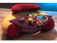 Mamas and Papas Sit & Play Inflatable Positioner Chair