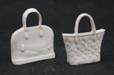 Bag SET #1, Silicone Mold Chocolate Sugar Polymer Clay Soap Wax Candle Resin