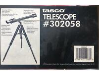 Used Tasco Telescope