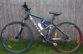Scott Sportster 30 2014 Hybrid Bike
