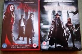 Supernatural Fantasy DVDs £1.00