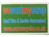 We want your old or unused vehicles!! Best prices, cash direct to your bank & we collect!!